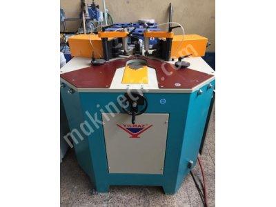 Satılık İkinci El Yılmaz Marka Alüminyum Köşe Presi TEKNİK MAKİNADAN Fiyatları Bursa alüminyum köşe presi alüminyum kesim makinası pvc ve alüminyum işleme makinaları