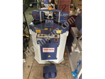 Satılık İkinci El Özçelik Marka Alüminyum Köşe Presi TEKNİK MAKİNADAN Fiyatları Bursa alüminyum köşe presi alüminyum kesim makinası pvc ve alüminyum işleme makinaları