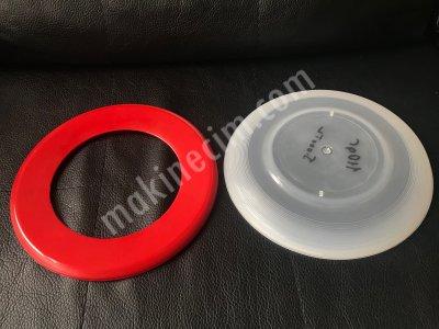 Satılık İkinci El Disk ve Pro Frizbi Kalıbı Fiyatları  Disk ve Pro Frizbi Kalıbı satılık satlık plastik enjeksiyon kalıpları satılık promosyon kalıpları