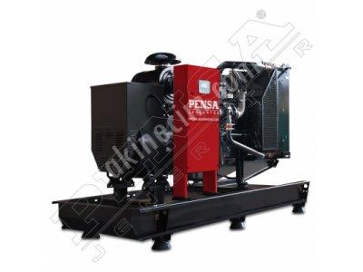 Perkins 450 Kva Dizel Otomatik Ve Manual Jeneratör Monofaze/ Trifaze