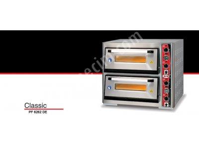 Satılık Sıfır Pizza Fırını PF 6262 DE Fiyatları İstanbul fırın.pizza makinesi.pizza fırını.fırın.furun.makine.makina.ekmek fırın.piza fırını.pizza makine.