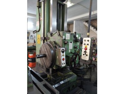 Satılık 2. El Union Bft 100 Tv Borverk Fiyatları  Borwerk,Borwerk,talaşlı imalat metal yüzey temizleme