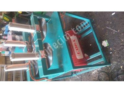 Tarhana Piresleme Makinası
