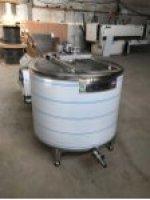 SATILIK Süt Soğutma Tankı 300lt 500lt 1000lt 1500lt 2000lt 300lt Market Tipi