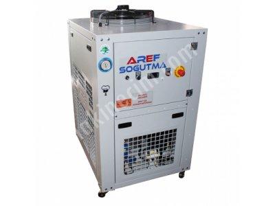 Satılık Sıfır 10.000 kcal/h paket tip chiller Fiyatları  chiller makina soğutma enjeksiyon soğutma kalıp soğutma 2.el chiller emar soğutma