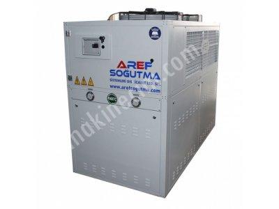 Satılık Sıfır 40,000 Kcal/h paket tip chiller Fiyatları Mersin chiller 2. el chiller makina soğutma enjeksiyon soğutma kalıp soğutma