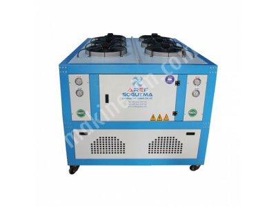 Satılık Sıfır 80,000 Kcal/h paket tip chiller Fiyatları Mersin chiller 2. el chiller makina soğutma enjeksiyon soğutma kalıp soğutma