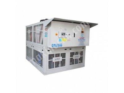 Satılık Sıfır 170,000 Kcal/h Chiller Fiyatları İstanbul chiller 2. el chiller makina soğutma enjeksiyon soğutma kalıp soğutma