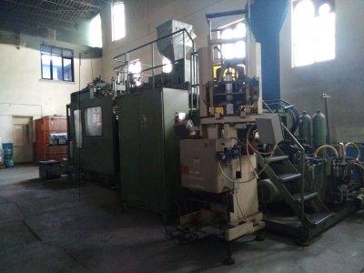 Satılık 2. El 20/30 Lt Alman Voith Fischer Türkçe Pc Fiyatları İstanbul şişirme makinası, alman şişirme makinası