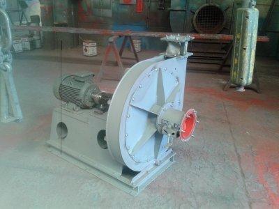 Satılık Sıfır Yüksek Basınç Fanı-3500 M3/h Basınç=8000 Pa Fiyatları İstanbul Yüksek basınç fanı,high pressure fan,salyangoz fan,filtre fanı
