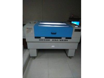 Satılık İkinci El Lazer Kesim Makinası Fiyatları İstanbul lazer,lazer kesim,90x60,cam tüp,ayka lazer