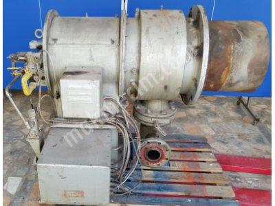Oertli Ib 400 Sanayii Brülörü ..kombine (Fueloil – Gaz)
