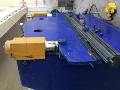 Satılık İkinci El Hidrolik  abkant pres 3600*8mm Fiyatları Konya ABKANT,HİDROLİK,SAC BÜKÜM,