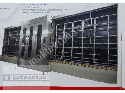 Satılık Sıfır Isı cam yıkama  makinası Fiyatları İstanbul Isı cam yıkama makinasi  makineleri  makinesi 1700 lük 4 Fırçalı lowe sinerji   cam yıkama makinası butil  makinesi manuel cam  kesim masasi makinesi  ısı cam  makineleri yedek  parcaları  servisi