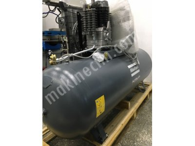 İtalyan Atlas Copco 500 Litre Kompresör 11 Bar Ve Panolu