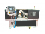 Cnc Wooden Lathe Machine Bys-2100