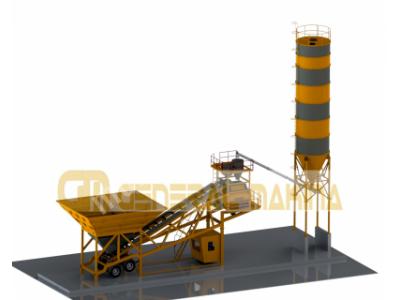 Satılık Sıfır Mobil Beton Santrali - Gnr-mbs30 GENERAL MAKİNA Fiyatları  beton santralleri,mobil beton santraller,konkasör,taş kırma