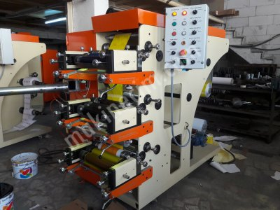 For Sale New 3 Color Flexo Printing Machine