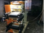 2 Renkli Flekso Baskı Makinesi