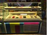 Waffle Dolabı Kumpir Dolabı Led Işıklı İmalattan Arslan Mutfak