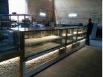 Gold Renk Servis Ünitesi Servis Bankosu İmalattan Arslan Mutfak