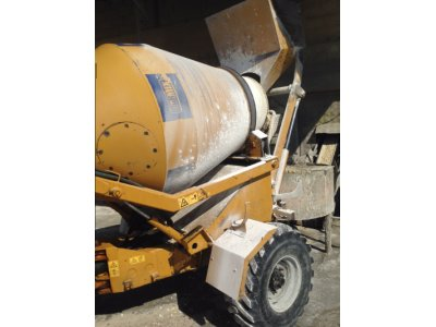 Satılık İkinci El Carmix Mobil Beton Santrali Fiyatları  Mobil beton santrali