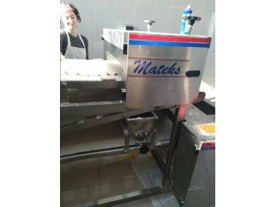 Satılık 2. El Köy Ekmeği Makinası Böreklik Yufka Makinalari 2.el Fiyatları İstanbul Köy yufkası ve böreklik yufka makinası