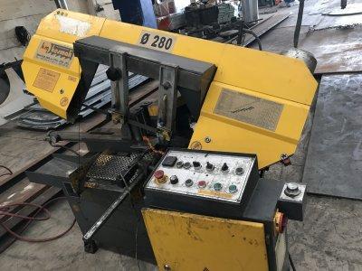 Satılık İkinci El Kesmak Şerit Testere Fiyatları Konya 2012 model kesmak 280