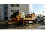 Sabit Beton Pompası