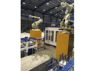 Satılık Sıfır Endüstriyel Robotlar Fiyatları Konya sulu döküm,dekoratif taş,sulu beton,yaş beton toplama robotu,söküm makinası,parke taşı, biriket makinası,beton santralleri,Niltaş kum bunkeri,taşıma bantları,robot,paketleme paletleme robotları,çimento silosu,press karo press makinası,endüstriyel kol