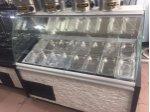 16 Gözlü Salatbar Kumpir Salata Dolabı İmalattan Arslan Mutfak
