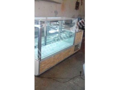 Satılık Sıfır pasta dolabı Fiyatları Ankara pastane dolabı pasta dolabı kuru pasta yas pasta