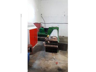 Satılık İkinci El 110' Luk Ekstruder Granül, Boru Üretimi İçin Fiyatları Konya granül, boru, pvc