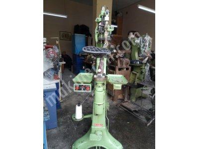 Satılık 2. El Saba Marka Zincir Dikiş Fora Makinesi Fiyatları  Saba marka Zincir Dikiş Fora Makinesi Ayakkabı tamirci makinaları