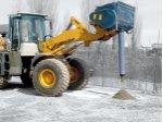 Bobcat Beton Mikseri Üretimi