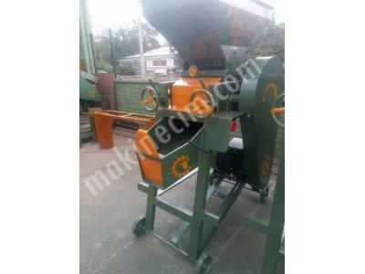 40 Lik 2 Toplu Çelik Toplu Dinamalı  Yeni Model Ezme Makinesi
