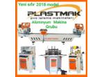 Alüminyum İşleme Makinaları