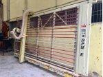 Bala Dikey Ebatlama Makinası Çizicili Bakımlı