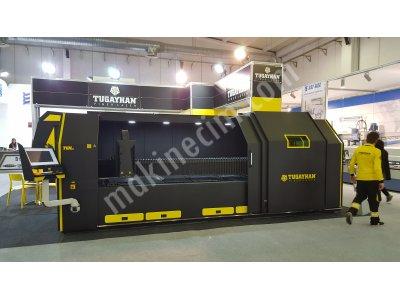 Satılık Sıfır Yerli Üretim Fiber Lazer - TGH1530 / 1 Kw Fiyatları İstanbul fiber lazer, lazer kesim, tugayhan lazer, fiber lazer kesim, lazer kesim makinası,