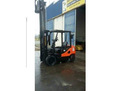 Satılık İkinci El 3 Ton Pro5 Forklift Fiyatları Samsun forklift makiba
