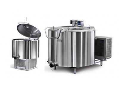 Satılık Sıfır Süt Soğutma Tankı 1000 Lt Fiyatları  SÜT SOĞUTMA TANKI