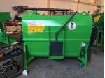 Yem Karma Makinası- Ev Elektriği İle Çalışabilen -2  M3   220  Volt - Teker Oklu