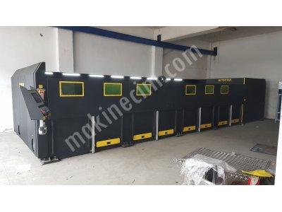Satılık Sıfır Yerli Üretim Fiber Lazer - TGH2060 / 3 Kw Fiyatları Antalya fiber lazer, lazer kesim makinesi, metal lazeri, tugayhan, tugayhan fiber lazer, fiber laser