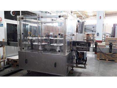 Satılık İkinci El Etiket Makinası Opp 0.5 Lt-1.5 Lt Fiyatları Samsun etiket makinası, opp, dolum makinası,baskı makinası, ambalaj paketleme