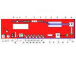 Pet Şişe Geri Dönüşüm Hattı Saatlik 1500-3000 Kg Kapasiteli