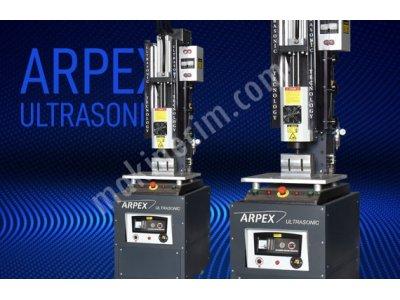 Ultrasonik Plastik Kaynak Makinesi