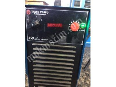 450 Amper İnverter Kaynak