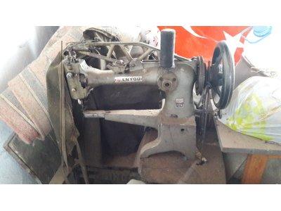 Satılık İkinci El Enyou Ayaklı Ve Kollu Dikiş Makinesi Fiyatları Adana Enyou,kollu,ayakkabı,dikiş,makina,makinası