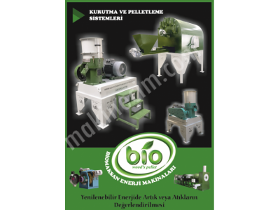 Pellet And Grinding Systems