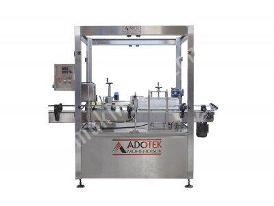 Tam Otomatik Tek Taraflı Ve Çift Taraflı Etiketleme Makinası